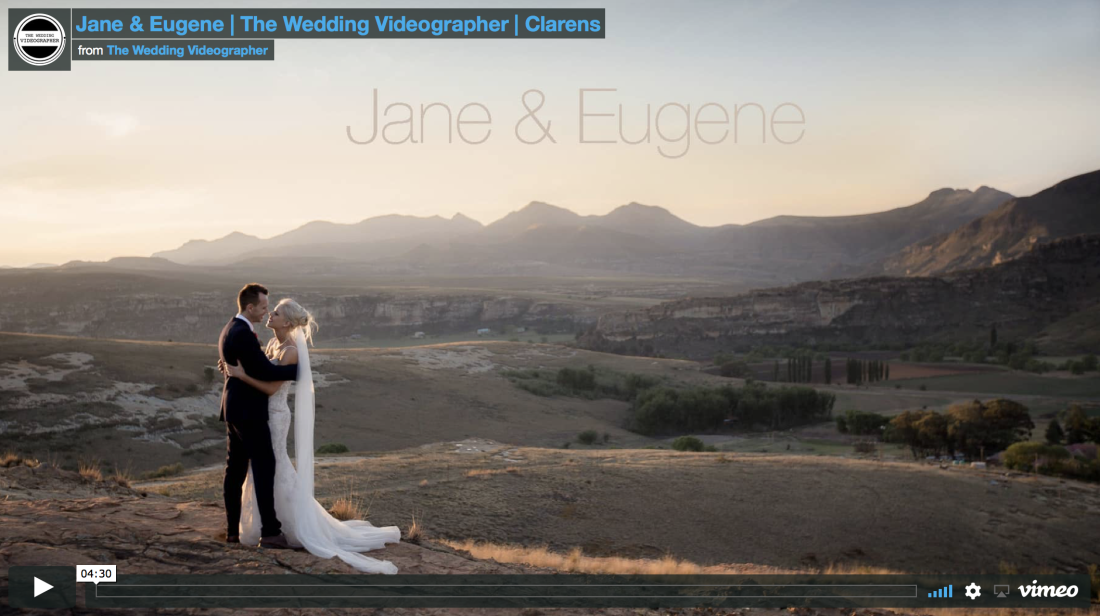 Clarens Wedding